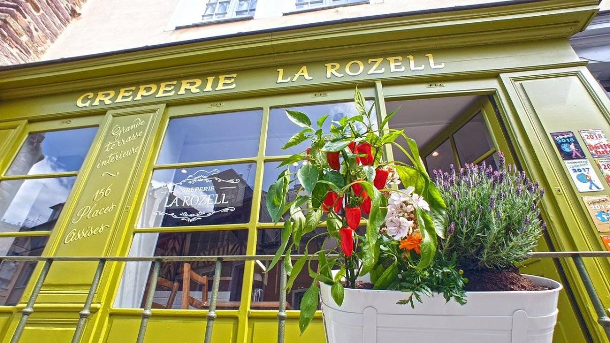 La Rozell - Restaurant Rennes
